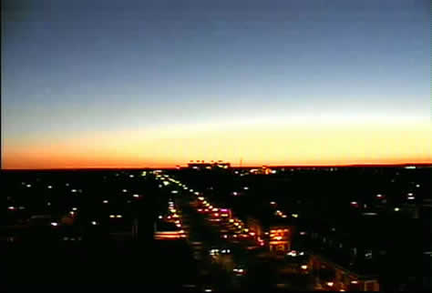 Emporia Sunrise - webcam