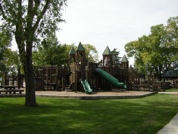 Munchkinland  playground - Washington