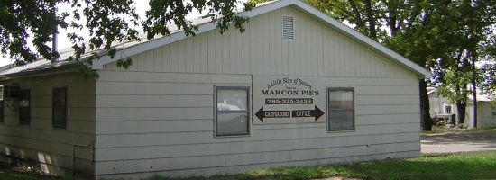 Marcon Pie Bakery - Washington, KS