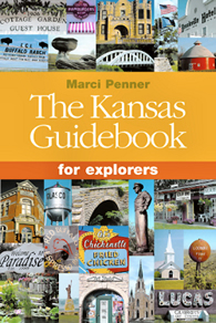 Cover of the Kansas Guidebook for Explorers